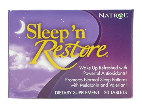 Sleep Restore 20 tab Multi Pack