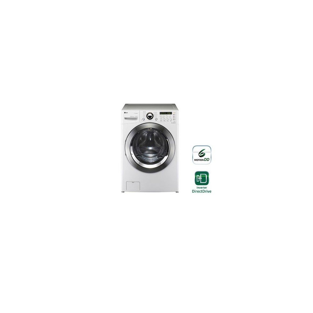 LG F52590WH Independiente Carga frontal 15kg 1200RPM A++ Blanco ...