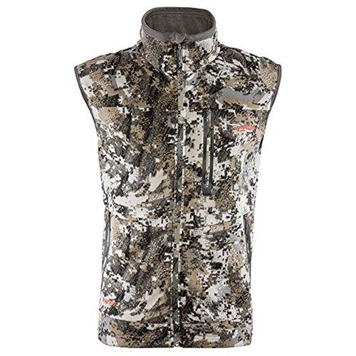 完売 Sitka Gear Stratus Vest Optifade Elevated II Large [並行輸入品] B06XFD4B2D, ぎょうざの美鈴 b600c39f
