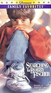 Searching for Bobby Fischer [VHS]