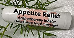 APPETITE RELIEF Aromatherapy Inhaler! Helps stop food cravings! 100% Natural Drug-Free Alternative. Diet Weight Loss Aid, Hunger Control Contains: Essential Oils of Peppermint, Grapefruit, Lemon & Lemongrass. Inhale deeply as needed. Appetite man...