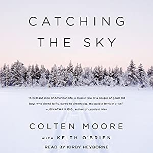 Catching the Sky Audiobook