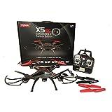 TM USA Syma X5SC-CE Carbon Upgraded Version RC Quadcopter Drone 2MP HD Camera 2 Batteries