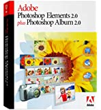 Adobe Photoshop Elements 2.0 Plus Photoshop Album [Old Version]