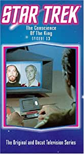Star Trek - The Original Series, Episode 13: The Conscience of the King [VHS]