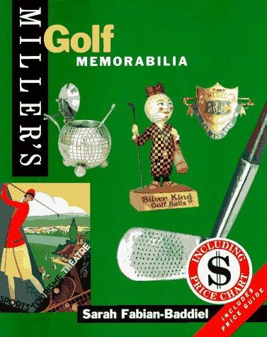 Millers Golf Memorabilia Sara Fabian Baddiel