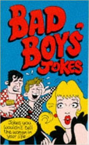 Descargar Libro Mobi Bad Boys' Jokes Epub Libre