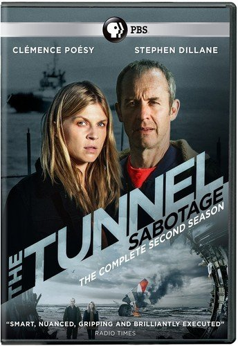 (The Tunnel: Sabotage, Season 2 DVD)