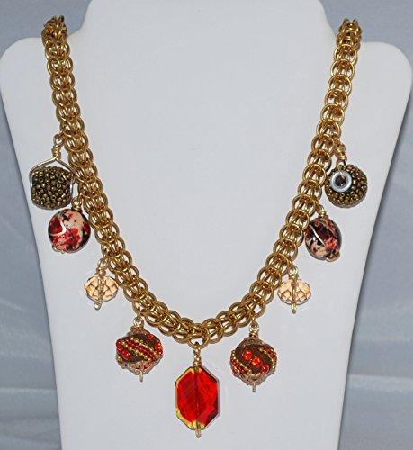 Designer Weave Necklace - 6