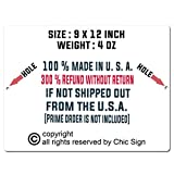 Chic Sign Historical Flag U.S.NAVY Bottle Cap