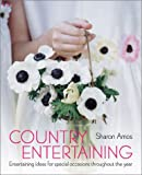 Country Entertaining, Sharon Amos, 1843400650