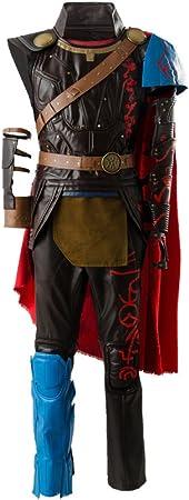 Thor 3 Ragnarok Thor Odinson Outfit Traje de Cosplay Disfraz ...