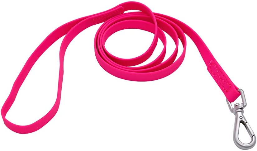 Medium NIMBLE Waterproof Dog Training Leash 5FT 10FT 15FT 30FT 50FT Long Durable Recall Lead Made for Puppy and Large Dogs