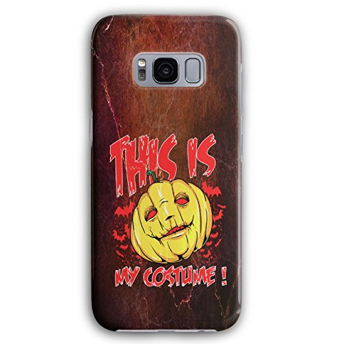 Halloween Costume Horror 3D Samsung Galaxy S8 Plus Case | Wellcoda ()