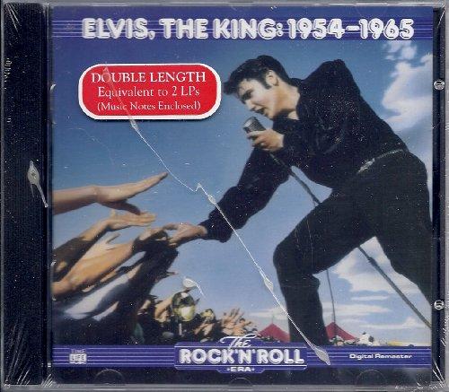 Elvis, the King: 1954-1965 (The Rock N Roll Era)