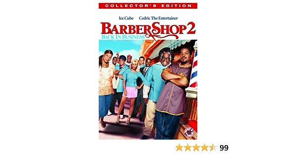 Barbershop 2 [Reino Unido] [DVD]: Amazon.es: Ice Cube, Cedric ...