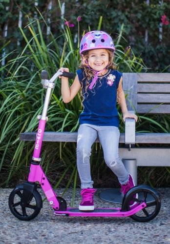 Micro Cruiser Kick Scooter (Pink)