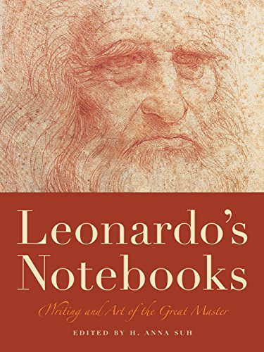 Leonardo Da Vinci Sketches - Leonardo's Notebooks: Writing and Art of the Great Master (Notebook Series)