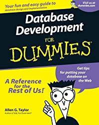Image of the product Database Development For that is listed on the catalogue brand of Brand: For Dummies.