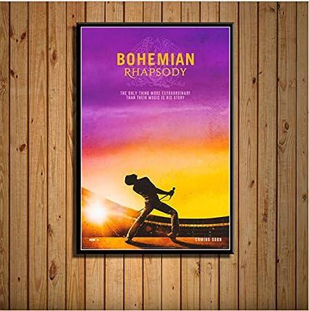 haoxinbaihuo Bohemian Rhapsody Película Musical Freddie ...