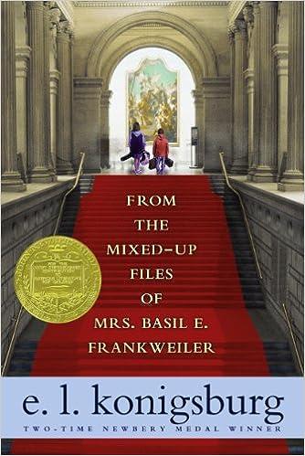 Descargar Libros From The Mixed-up Files Of Mrs. Basil E. Frankweiler Novelas PDF