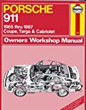 Porsche 911: Owners Workshop Manual, 1965 to 1987 - Coupe, Targa & Cabriolet