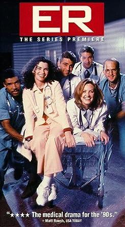 Amazon.com: ER - The Series Premiere [VHS]: Anthony Edwards ...