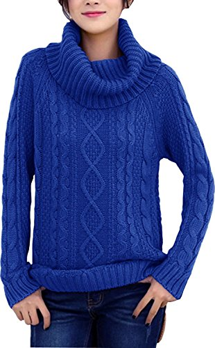 V28-Womens-Korean-Design-Turtle-Cowl-Neck-Ribbed-Cable-Knit-Long-Sweater-Jumper
