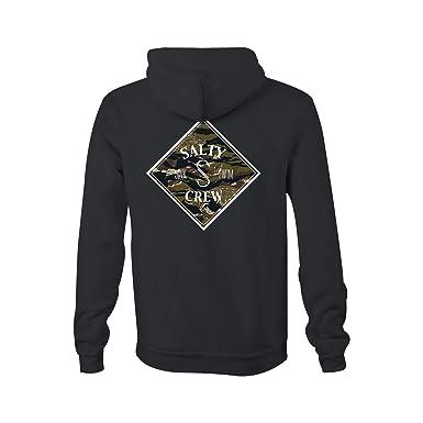 e3344290 Salty Crew Men's Tippet Camo Hood Fleece at Amazon Men's Clothing store: