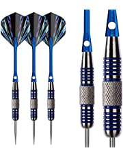 Red Dragon Chinook Tungsten Darts Set with Flights and Stems