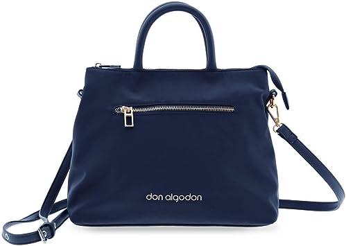 Don Algodón Tote Bag XL, Nylon, Petróleo, 3023x13.5 cm: Amazon.es: Equipaje