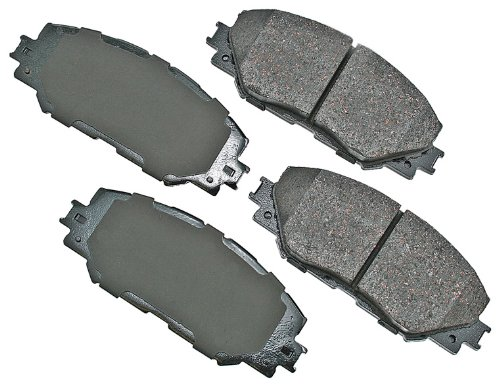 2007 toyota rav4 brake pads - 7