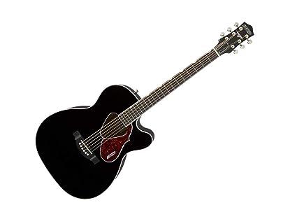 Gretsch Acoustic Guitars >> Gretsch Rancher Acoustic Collection G5013ce Rnchr Jr Blk