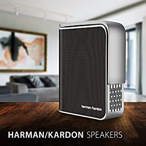ViewSonic M1 Portable Projector with Dual Harman Kardon Speakers HDMI USB Type C Automatic Vertical Keystone and Built-in Battery