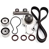 420a turbo kit - SCITOO For 95-99 DODGE PLYMOUTH DOHC Timing Belt Kit Water Pump W/ Tensioner Kit
