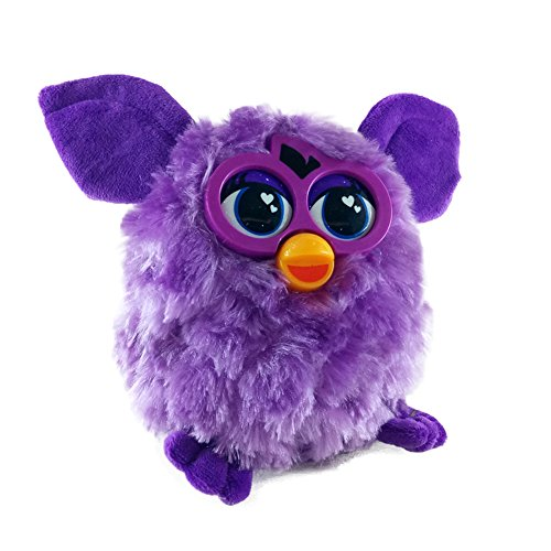 Suduone Owl Plush Interactive Toy - Plush Toy Mimics What You Say - Talking Plush Toy (Purple)