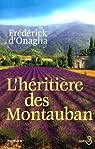 L'héritière des Montauban par d'Onaglia