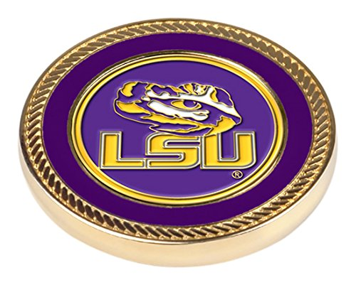 NCAA LSU Tigers - Challenge Coin / 2 Ball ()