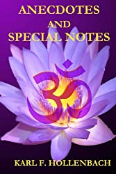 Anecdotes and Special Notes