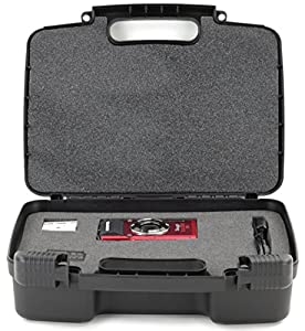 Hard Storage Carrying Case For Olympus TG-4 16 MP Waterproof Digital Camera Fits Battery Charger, USB Cable, Mount and Accessories