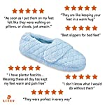 ACORN Womens Spa Wrap Slipper, Slip-on, Adjustable, Memory Foam