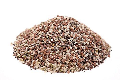 Mix semillas omega 3 BIO (chia, sesamo y lino) PACK 3 x 500g ...