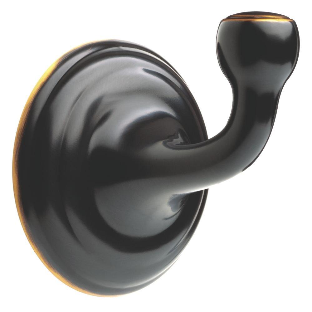 Delta Faucet  79635-OB Windemere Robe Hook, Delta Oil Rubbed Bronze