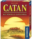 Kosmos 740221 - Catan - Das schnelle Kartenspiel