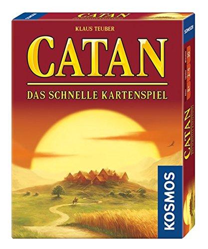 KOSMOS - Juego de cartas, de 2 a 4 jugadores [importado de Alemania]
