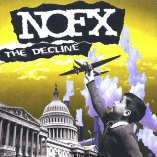 Vinilo : NOFX - Nofx : Decline EP (Extended Play)