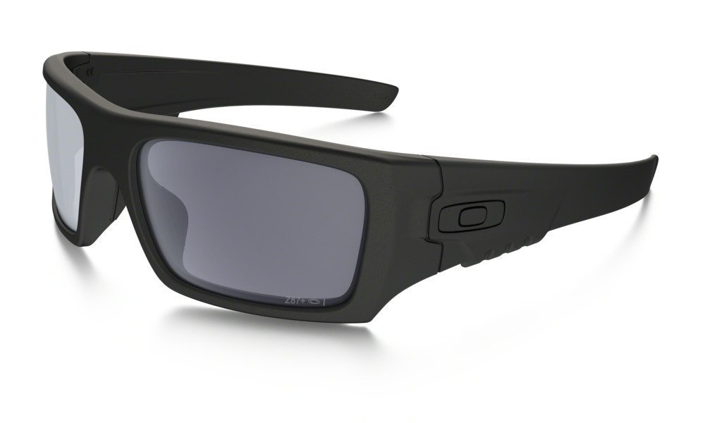 Oakley Si Ballistic Det Cord Glasses With Cerakote Graphite