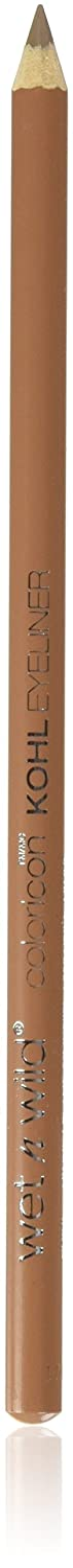 Wet n Wild C604A Color icon kohl liner pencil, 0.04 Ounce, Taupe of The Mornin' Taupe of The Mornin' Markwins Beauty Products