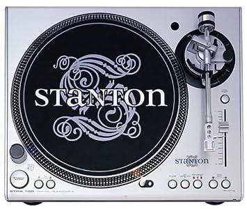 Amazon.com: Stanton Str8 – Tocadiscos 100 direct-drive ...
