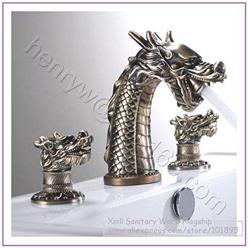 Jduskfl Afzshg-Sink Wasserhahn, Kupferarmaturen Für Küchenspülen, Neueste Design, Multi-Layer-Verarbeitung Waschbecken Wasserhahn
